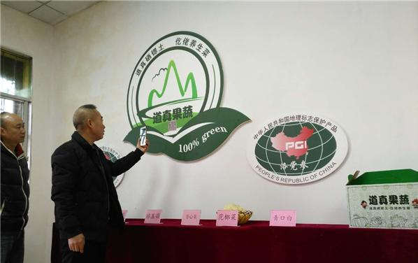 bwin888必赢亚洲道真县:发展绿色蔬菜产业 助力脱贫攻坚战