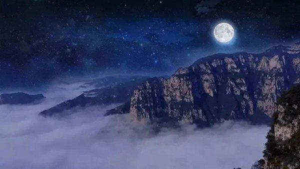 元宵节,来云台山赏花灯,邂逅超级月亮!