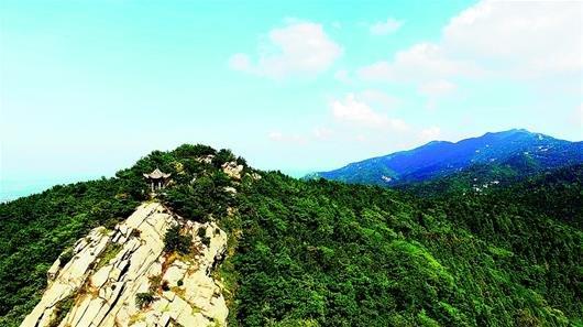 """森林蓄积量创新高 双峰山开启新版""""靠山吃山"""""""