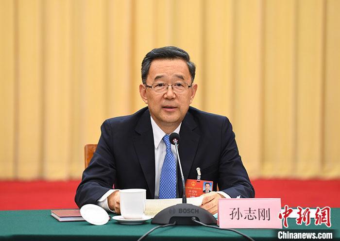 中新社专访贵州省委书记孙志刚:新时代西部大开发是贵州新的历史性机遇