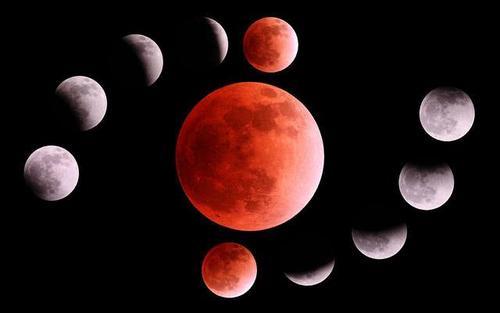 """可见全过程!6月6日凌晨记得看""""半影月食"""""""