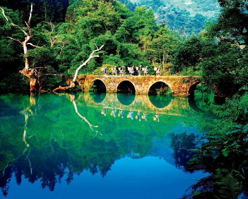 贵州入选十大国人最想去的旅游目的地
