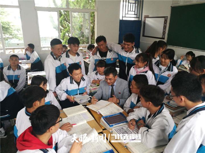 【天眼聚焦】让孩子摆脱贫困桎梏丨贵州广大中小学教师奋力阻断贫困代际传递