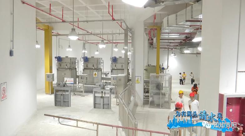 实现双赢!《人民日报》点赞贵州贵阳六广门再生水厂