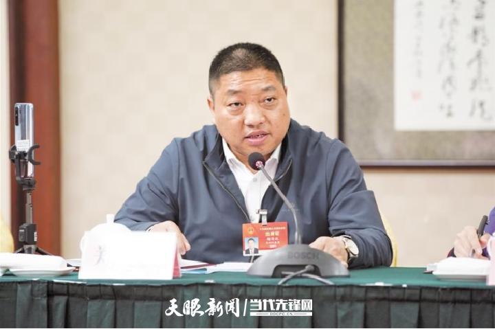 【两会日记】郑传玖代表:第一时间把国家好政策传回家乡