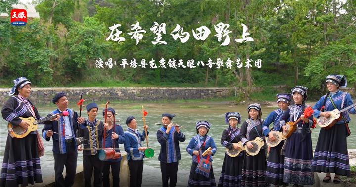在希望的田野上——奏响贵州乡村振兴的铿锵乐曲