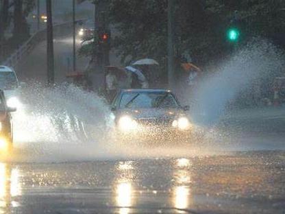 贵州北部注意!暴雨又双叒来了