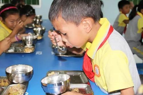 贵州农村学前教育儿童营养改善计划惠及80万儿童