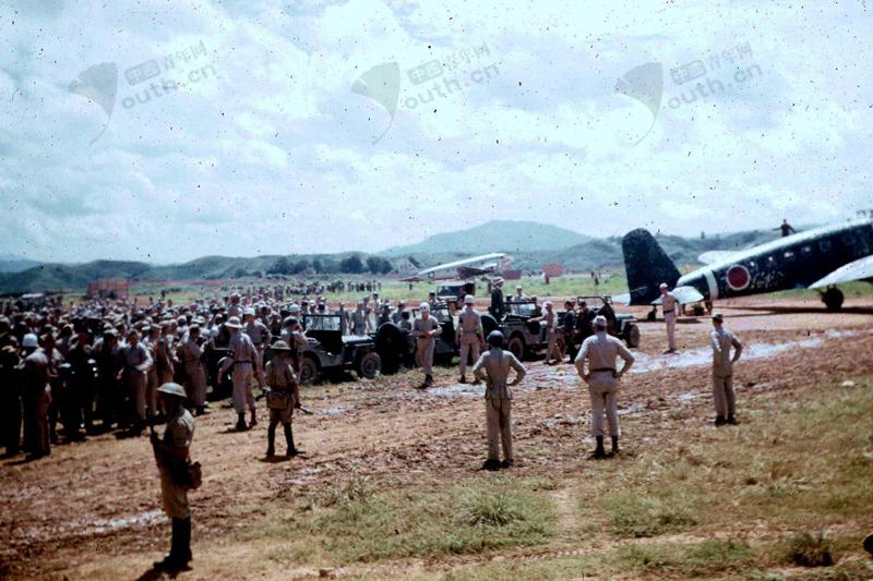 最美的记忆是日本投降