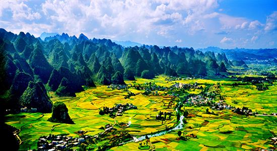 陈敏尔 让多彩贵州山地旅游风行天下图片
