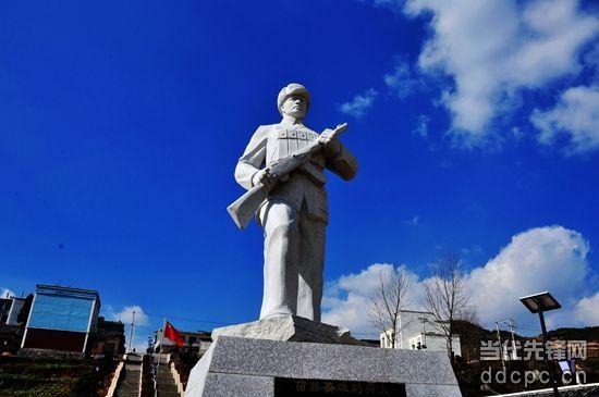 贵州苗族雕塑设计