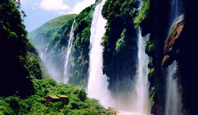 军旅剧,古装剧,神话剧               马岭河峡谷风景名胜区由马岭河