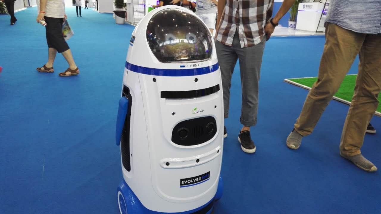 机器人小胖