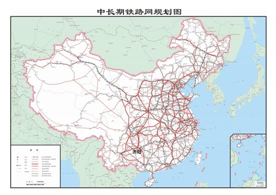 昭黔铁路遵义规划图
