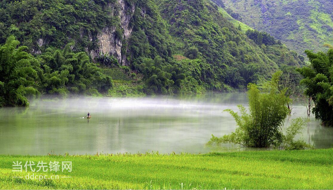 罗甸千岛湖风景区旅游攻略