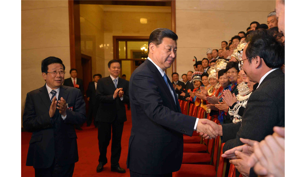 【精彩回放】五年来,哪些中央领导参加了贵州代表团审议