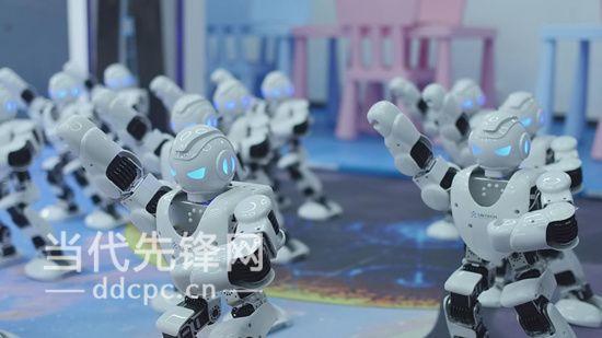 机器人屯堡