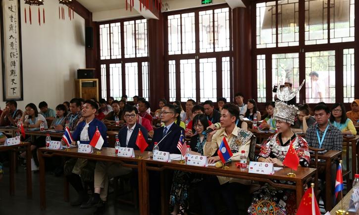 第十届中国—东盟教育交流周活动缤纷 架起友谊桥梁