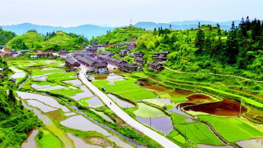 贵州省交通运输系统助力加勉乡脱贫攻坚见闻