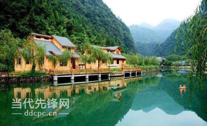 贵州遵义绥阳:观音岩生态旅游景区 图片来源于网络