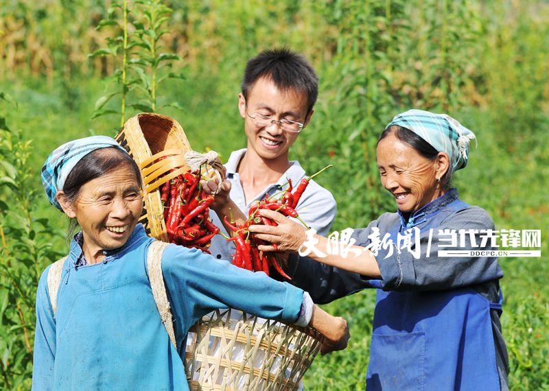 【2019年中国农民丰收节特别报道·农民篇】幸福像花儿开放