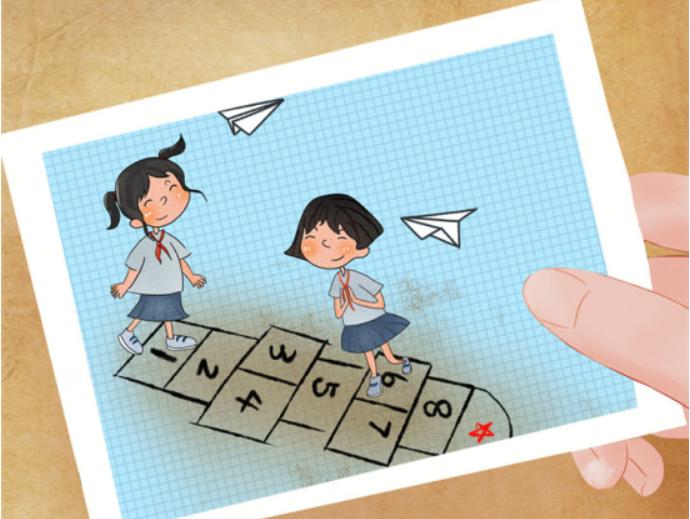 六一特别策划:童年是一幅连环画