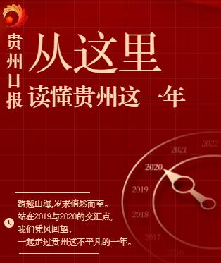 【两会进行时】H5|从这里读懂贵州这一年