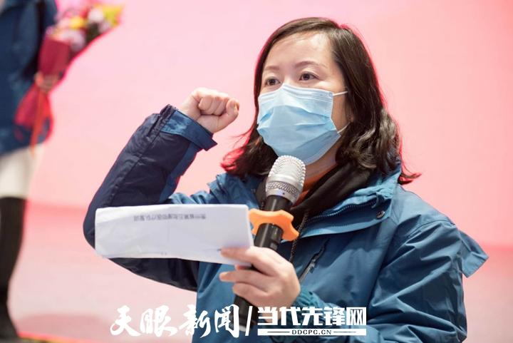 【援鄂前线·战疫日记】张敬杰:我们来了,必不负重托!