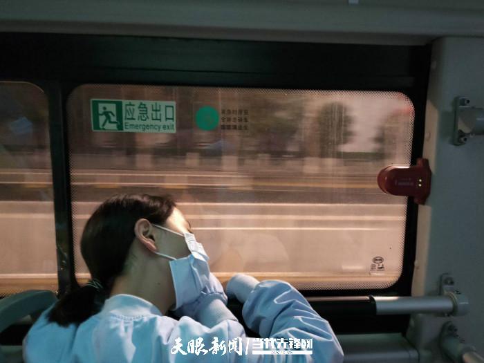 【援鄂前线日记】医疗队员许传君:我在武汉20天