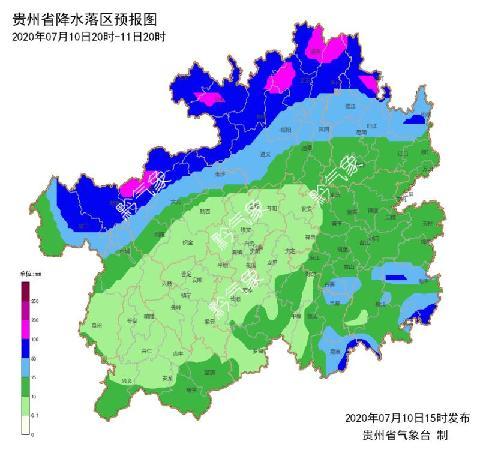 挺住!贵州即将迎来新一轮持续性强降雨天气