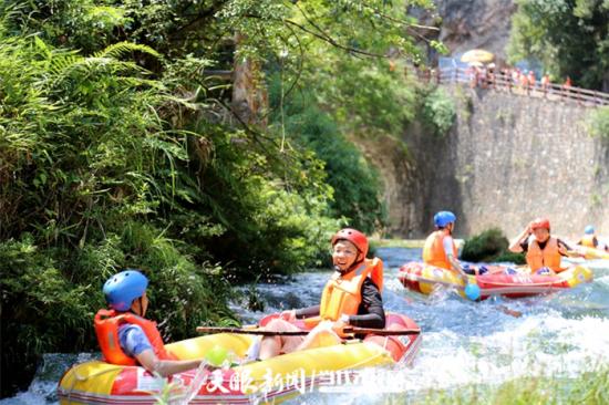 【暑期游·亚博体育手机app下载攻略】来高过河,开启夏日清凉之旅