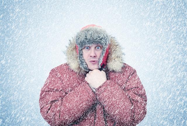 今年冬天是60年来最冷的?事实是这样的