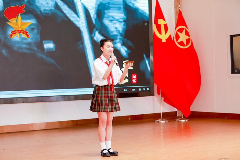 """为传承红色基因添彩!贵州中小学生""""小小红色讲解员""""评选活动举行"""