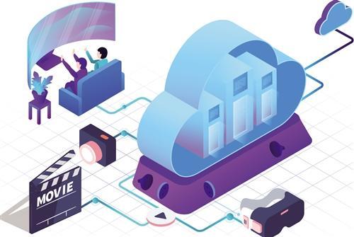 用户可以在全球影视链中交易存储数字资产,交易与投资,处理银行业务